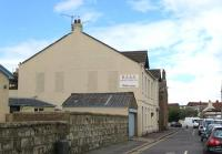A building in Shore Street, Troon, still showing signs of its past as the <I>Ca' d'Oro</I>. The Barassie Works Club is still apparently thriving, despite the works itself having closed 40 years ago. Now under the auspices of the Railway Staff Association of Scotland.<br><br>[Colin Miller&nbsp;25/07/2013]