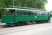 Originally Gateshead & District Tramways no 10, later BR Grimsby & Immingham Tramway no 26, seen in operation at the North of England Open <br> Air Museum, Beamish, on 11 June 2013.<br><br>[Veronica Clibbery&nbsp;11/06/2013]