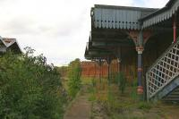 The sad demise of the former GN & GE joint line platforms at March station in 2006.<br><br>[Ian Dinmore&nbsp;//2006]