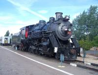 No 29 on display at the Grand Canyon Railway in Williams, Arizona, in August 2013.<br><br>[Colin Alexander&nbsp;02/08/2013]