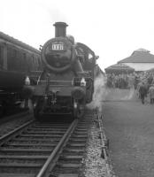 The RCTS (West Riding Branch) <I>'Solway Ranger'</I> at Workington on 13 June 1964 behind 46426 and 46458. <br><br>[K A Gray&nbsp;13/06/1964]