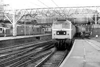47115 brings an early afternoon train from Norwich into Liverpool Street in February 1982. Over on the left 37109 awaits its departure time with a service to Kings Lynn. <br><br>[John Furnevel&nbsp;18/02/1982]
