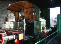 The much changed no 18 in the locomotive shed at Beamish in November 2013 [see image 41504].<br><br>[John Furnevel&nbsp;07/11/2013]