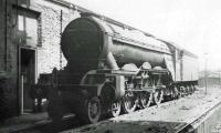 Carlisle Canal A3 Pacific 60068 <I>Sir Visto</I> stands on its home shed in June 1962.<br><br>[John Robin 24/06/1962]