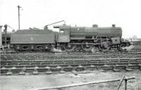 Crab 2-6-0 no 42752 stands in the shed yard at Carlisle Canal on 24 June 1962, approximately 6 months before its eventual withdrawal.<br><br>[John Robin 24/06/1962]