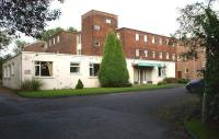 <I>Balmoral Court</I>, the former locomens hostel at the south end of the Kingmoor MPD site, in use as private residential accommodation in September 2012. [See image 21341]<br><br>[John McIntyre&nbsp;23/09/2012]