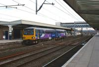A Northern service arrives at its destination, Wakefield Westgate, on 12 March 2013.<br><br>[John McIntyre&nbsp;12/03/2013]