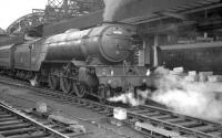 V2 2-6-2 no 60954 with a train at Newcastle Central in the 1960s.<br><br>[K A Gray&nbsp;//]