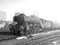 A3 60107 <I>Royal Lancer</I> approaching Doncaster on 31 May 1963 with the 3.10pm Kings Cross - Leeds Central.<br><br>[K A Gray&nbsp;31/05/1963]