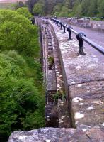 Looking East across Lambley viaduct on 22 May 2014. Not a recommended location for sufferers from vertigo.<br><br>[Ken Strachan&nbsp;22/05/2014]
