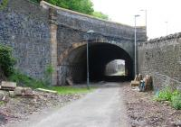 Ladhope Tunnel 09/06/2014