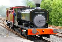 It's that time of the year again - out comes a shiny No. 10 at ARPG Dunaskin to give trips up and down the line.<br> <br><br>[Colin Miller&nbsp;29/06/2014]