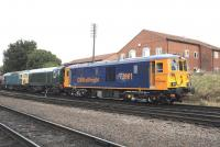 Loughborough Central 02/10/2014