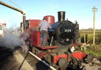 The Swindon and Cricklade Railway has taken delivery of another working steam locomotive bought from the Spa Valley Railway. Polish TKH 0-6-0T No 3135 <i>Spartan</I> was working the <I>Santa Specials</I> at Hayes Knoll on 6 December.<br><br>[Peter Todd&nbsp;06/12/2014]