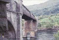 Creagan Viaduct in the summer of 1997.<br><br>[John Gray&nbsp;//1997]