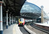 Beautifully refurbished south train shed, Newcastle Central, July 2004.<br><br>[John Furnevel&nbsp;06/07/2004]