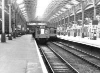 The former Great Central terminus at London Marylebone in January 1973.<br><br>[John Furnevel&nbsp;29/01/1973]
