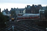 Arbroath Harbour Junction //2005