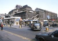 Broad Street Station, London, in the early 1980s.<br><br>[Bill Roberton&nbsp;//]