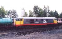 A smart looking 31327 photographed from a train leaving Boat of Garten for Aviemore in September 2004. <br><br>[John Furnevel&nbsp;14/09/2004]