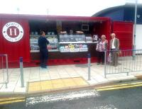 The new Henry's coffee-house at Bathgate Station, opened two weeks ago.<br><br>[John Yellowlees&nbsp;12/09/2015]