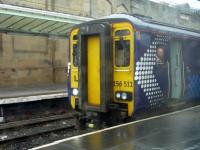 Can I go now? Carlisle to Glasgow service awaits its departure.<br><br>[John Steven&nbsp;14/09/2015]