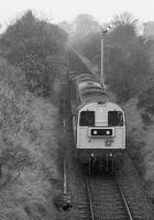 A pair of 20s on coal ex-Westfield, passing Thornton Yard outer home, seen from Strathore Road bridge.<br><br>[Bill Roberton&nbsp;//1990]