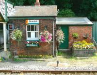 View across the tracks, Brundall, Norfolk, July 2002.<br><br>[Ian Dinmore&nbsp;19/07/2002]