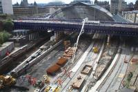 Glasgow Queen Street High Level 25/04/2016