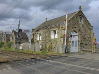 The handsome station building and goods shed at Christon Bank, a few miles south of Chathill on the ECML, closed to passengers on 15 September 1958 and goods on 7 June 1965.<br><br>[Bill Roberton&nbsp;08/04/2016]