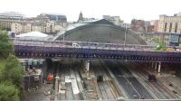 Glasgow Queen Street High Level 17/06/2016