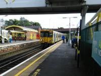 Here at Aintree the signs saying 'Alight here for Aintree' are, can I suggest, superfluous. An Ormskirk service calls on 29/06/2016.<br><br>[David Panton&nbsp;29/06/2016]