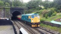 Grosmont Tunnels 01/07/2016