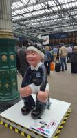 Jings, crivvens, help ma' boab, it's Rugby Willie at Waverley.<br><br>[John Yellowlees&nbsp;11/07/2016]
