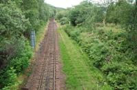 At Lower Crianlarich Junction the former C&O remains as a grassy siding, at least not much worse than 10 years ago [see image 9831]. The name of the location has varied over the years.<br><br>[Ewan Crawford&nbsp;29/07/2016]