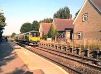 The density of housing in this village [see image 42780] makes it a favourite as a stopping point for East-West services, when this line re-opens to Oxford.<br><br>[Ken Strachan&nbsp;14/09/2016]
