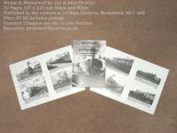 A new book 'Steam at Motherwell - Pictorial Record of Steam Trains During early 1960s' has been published by Jim and Alice Prentice. 32 pages 147 x 210 mm of Black and White photographs (see image). Published by the authors at 23 Ross Gardens, Motherwell, ML1 3BE. Price £7.60 including postage. Payment: Cheques payable to Jim Prentice. Enquiries: jprentice23@yahoo.co.uk<br><br>[Jim Prentice&nbsp;17/10/2016]