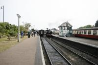 Holt on North Norfolk Railway<br> <br> <br><br>[John Willoughby&nbsp;//]