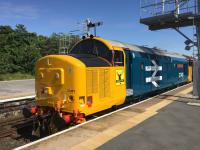 37 401 at Barrow 13 July 2015.<br><br>[Ian Dinmore&nbsp;13/07/2015]