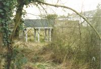 Bridge over the former line at Glasson on the Port Carlisle branch.<br><br>[Mike Shannon&nbsp;/03/2002]