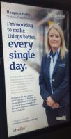 A poster from the new ScotRail campaign, <b>Every Single Day</b>. This campaign features members of staff involved in running the railway.<br><br>[John Yellowlees&nbsp;10/12/2016]