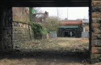 Recent vegetation clearance at Maudlands Bridge has opened up the view along the old Deepdale and Longridge line towards the entrance to the <I>Miley Tunnel</I>. The western portal of the tunnel is hidden by a series of low bridges but the eastern end is a much grander affair. [See image 18397]<br><br>[Mark Bartlett&nbsp;16/01/2017]