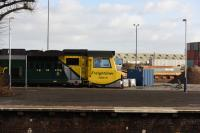 70015 called into Platform 2 for a crew change, departed at 1358 hours.<br><br>[Peter Todd&nbsp;11/01/2017]