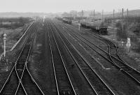Cadder Yard looking east in 1994.<br><br>[Bill Roberton&nbsp;//1994]