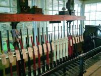 Cottingham North signal box, originally located on the Yorkshire Coast line between Hull and Beverley, now an exhibit in Hull's 'Streetlife Museum of Transport'. [Ref query 989]<br><br>[Ian Dinmore&nbsp;//2016]