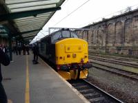 37405 on arrival from Barrow at Carlisle.<br><br>[Rod Crawford&nbsp;06/05/2017]