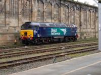 57304 laying over at Carlisle.<br><br>[Rod Crawford&nbsp;06/04/2017]
