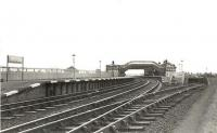 Looking south through Troon station on Saturday 28 March 1959.<br><br>[G H Robin collection by courtesy of the Mitchell Library, Glasgow&nbsp;28/03/1959]