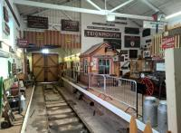 The goods shed at the South end of the WSR is now a fine museum.<br><br>[Ken Strachan 13/05/2017]