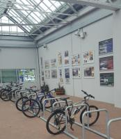 Bikes pay homage to Alastair Alexander's magnificent display at Gourock.<br><br>[John Yellowlees&nbsp;14/06/2017]